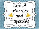 Area of Triangles and Trapezoids Activity