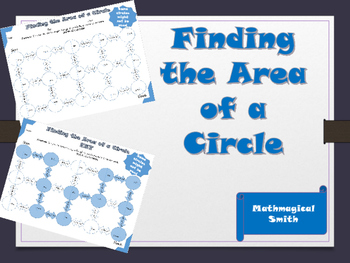 Area of a Circle Maze