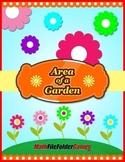 Area of a Garden {Geometry Activity}