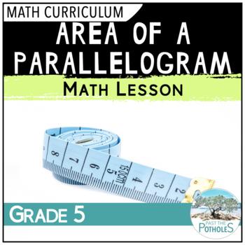 Area of a Parallelogram - Measurement / Geometry