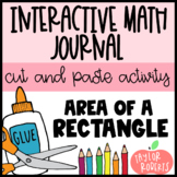 Area of a Rectangle - An Interactive Lesson!