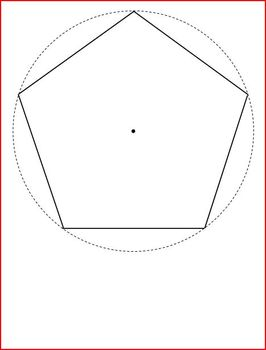 Area of a Regular Polygon Spring 2013 - Geometry (Editable)