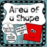 Area of a Shape