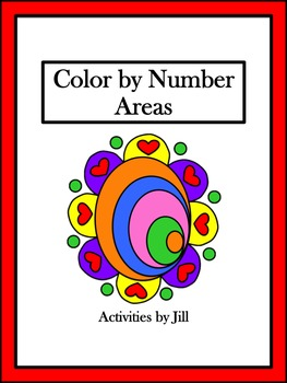 Areas Color by Number