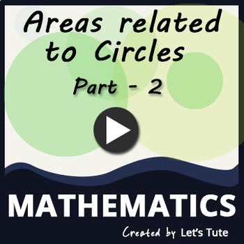 Areas Related To Circle - Part 2