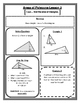 Areas of Polygons Notes