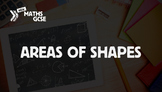 Areas of Shapes - Complete Lesson