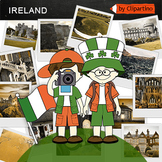 Ireland Clipart-Top 15 Tourist Places