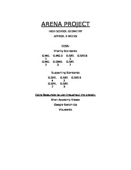 Arena Project - PBL