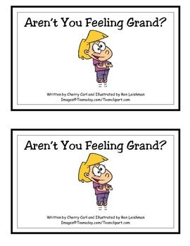 Aren't You Feeling Grand? Guided Reader (-and Word Family)