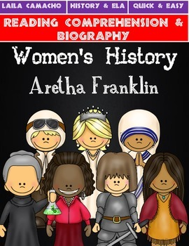 Women's History Month: Aretha Franklin