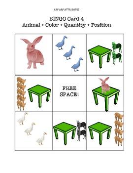 Arf Arf Attributes Level 4 - Identification of Three Attributes!