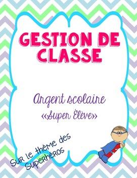 Argent scolaire - French school money