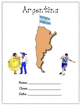 Argentina A Research Project