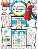 Argentina Bingo / Matching Activities