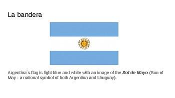 Argentina Cultural Slideshow