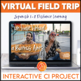 Argentina Culture Project Virtual Field Trip | Distance Learning