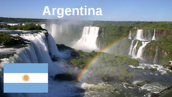 Argentina- Geographic overview