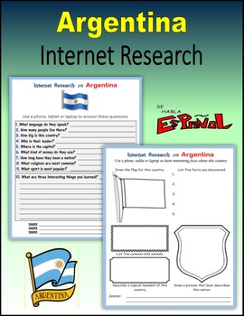 Argentina (Internet Research)