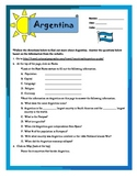 Argentina Internet Search