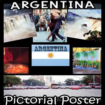 Argentina  Photo Poster - Horizontal