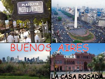 Argentina Power Point in Spanish - 28 slides