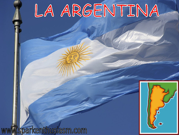 Argentina Power Point in Spanish - 28 slides