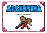 Argentina Project for Geography