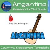 Argentina - Research Mini Book