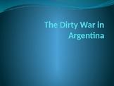 Argentina- The Dirty War
