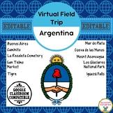 Argentina Virtual Field Trip