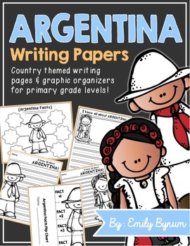 Argentina Writing Papers (A Country Study!)