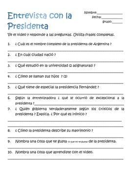 Argentina y Venezuela  –  4 Actividades    V.F.