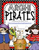 Argh, Pirates! Activities