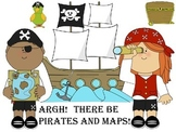 Argh!  There Be Pirates and Maps!