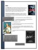 Argo - Movie worksheet