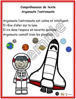 Argonaute l'astronaute