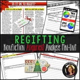 Argument Analysis: Regifting