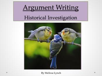 Argument Composition unit