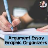 Argument Essay Graphic Organizers