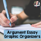 Argument Essay Graphic Organizers