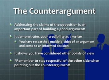 Argument Essay: Intro, Outline, Rubric