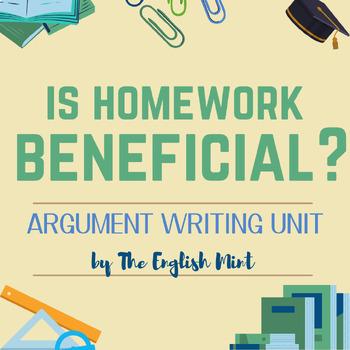 Argument Essay:  Is Homework Beneficial?