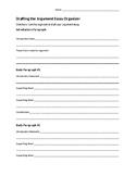 Argument Essay Organizer/Template