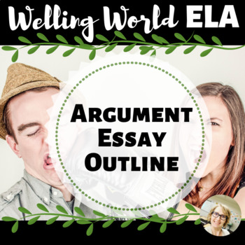 Argument Essay Outline