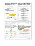 Argument Essay Strategies Cards for Students