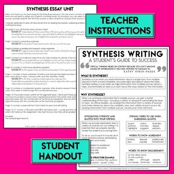 Argument Essay Unit - Should School Start Later?