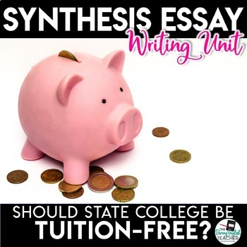 Argument Essay Unit - Should State College be Tuition-Free?
