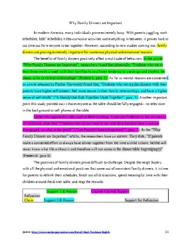 Argument Worksheets and Essay to use with ANY unit- Common Core & TN Ready