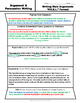Persuasive Essay Freebie: Graphic Organizers Sample Paragraphs